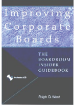 Improving Corporate Boards